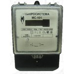 """Счетчик статический активной электрической энергии """"MС-101 1,0E5(60)H1BO"""""""