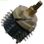 Галетные переключатели RCL371-4-16-3 (от 20 шт.)