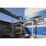пофазноизолированные токопроводы с литой изоляцией DURESCA напряжением от 6 кВ до 170 кВ