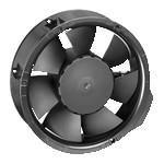 DC осевой компактный вентилятор 6212 NM