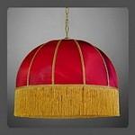 L  389/8.26 Bordo Shade*60 389 La Lampada, Подвесной светильник