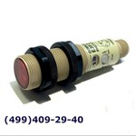 E3F2-D1C4-P1-OMC Фотодатчик М18, дистанция 1 м, диффузный, NPN, NO, под разъем M12, пластик, Omron
