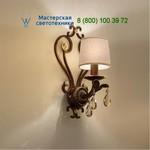 Настенный светильник Emme Pi Light Masiero Classica 9025 A1 Swarovski elements