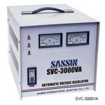 Стабилизатор электрического напряжения SASSIN SVC-3000