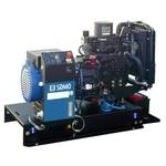 Генератор дизельный однофазный SDMO Pacific T5,5KМ ( 5,5 кВт)