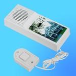 Звонок Квартет с переключателем 4-х типов звучания КВ-01Б(с батарейным питанием)