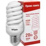 Лампа энергосберегающая КЛЛ 20/840 Е27