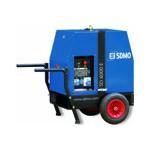Однофазный дизель-генератор SDMO SD 6000E (5,2 кВт)