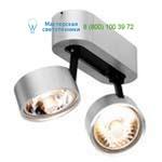 PSM Lighting matt white 1498.1M, накладной светильник