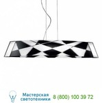0296.31L.5.WBk Kolarz Mikado Barca подвесной светильник