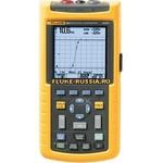 Fluke 124 - Цифровой осциллограф FLUKE 124 (40 MHz)