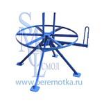 Подающая Стойка для размотки бухт с кабелем, проводом, тросом СРБ-10
