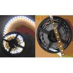 5050W Светодиодная гибкая лента: SMD 5050, 24Vdc, 12w 5М, 4800*15*2.4mm, 240 LED,  (белый холодный)  Трёх кристальные диоды возможно  управление контролером  один