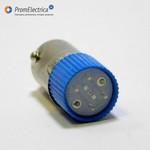 Лампочка BA9S-LED-220VAC-B может заменить S-9LL230AC-B