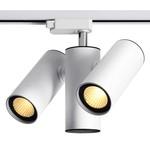 Трековый светодиодный светильник DL 6013 2*12 138x60 Gardenia, 24 Вт, 2260 Лм. Производитель HL-systems