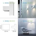 White Flos F0011009, накладной светильник