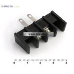 Клеммники барьерные T14-AM11-02 (9.5mm) (от 500 шт.)