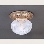 Reccagni Angelo PL 7821/1 Oro francese 7820-7821-7822-7823-7824-7825, Накладной светильник