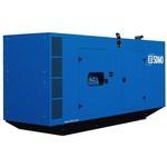Дизель-генераторная установка фирмы SDMO  V550K-IV в кожухе
