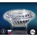 "Светодиодная лампа ""Rattlesnake"" AR111-G53-15W, на 12 Вольт"