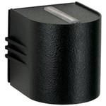 662186 Настенный прожектор узкий / узкий QT-DE 12 100W, R7s, чёрный, Albert