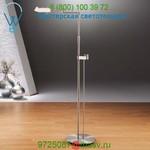 Halogen Floor Lamp with Side Line Dimmer No. 6317SLD Holtkötter