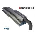 Светодиодный светильник уличный L-street 48XP-G/8424/80/Ш