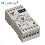 1SVR 405 660 R0000 ABB Цоколь CR-U3S с допополнительным модулем для реле CR-U 3ПК