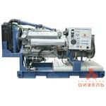 Дизельная электростанция АД200 (ЯМЗ)