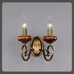 La Lampada WB 191/2.40 Tarlato Chiaro 191, Бра