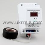 Амперметр переменного тока, цифровой, внешний трансформатор тока (0...99,9А)