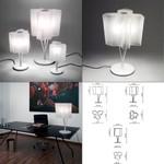 Светильник Artemide Logico tavolo/ mini/ micro table light, Depends on lamp size