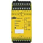 Реле безопасности P2HZ X1P C 110VAC 3n/o 1n/c 2so