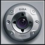 126565 TX_44 (IP 44) Цветная камера для дверной станции скрытого монтажа