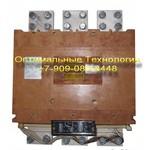 ВА 5543 1600А, стационарный с ручным (Э/м) приводом, пер ток
