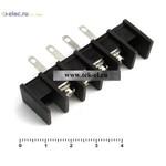 Клеммники барьерные T14-AM11-04 (9.5mm)