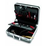 Профессиональный набор инструментов в пластиковом чемодане из 24 предметов 17 0500 CIMCO