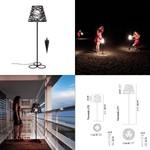 Светильник Tornado Outdoor Floor lamp Studio Italia Design, E27 1x77W