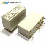 415290480010 Низкопрофильные реле для печатного монтажа Finder, 8 Ампер, 48 Вольт DC