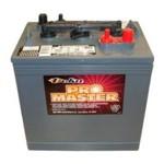Кислотные ТЯГОВЫЕ блочные аккумуляторы GC45 6В 255А/ч габ.260х181х302