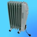 """Масляный радиатор электрический 7-секцион. """"IRIT"""" IR 1507 (1,5кВт) 3 режима, термостат (Италия)"""