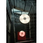 Big-Mec SO1 sandblasted crystal подвесной светильник Studio Italia Design