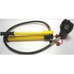 Пресс ручной гидравлический ПРГ2-400 с насосом