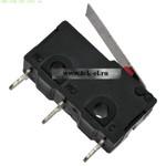 Микропереключатели SM5-02N-25G 250v 3a (от 500 шт.)