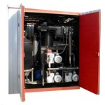 УВМ-4 У1 Установка для обработки трансформаторного (турбинного, индустриального) масла