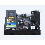 Дизельная электростанция AKSA модель APD-33A (номинальной мощностью 24 кВт
