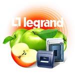 legrand 001690 Изол. опора для защит.экранов