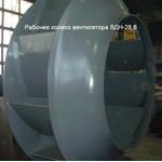 Вентилятор центробежный ВДH-28х2-I