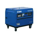 Однофазный бензогенератор SDMO ALIZE 6000 E (5,6 кВт)
