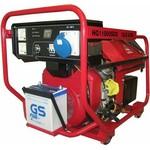 Газовая мини электростанция HG 11000 ТDX